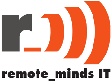 remote minds IT Logo