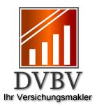 Frank Drews Versicherungsberater DVBV Logo